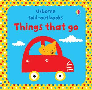 Usborne Things That Go (Fold-Out Books)