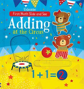 Usborne First Math Slide and See