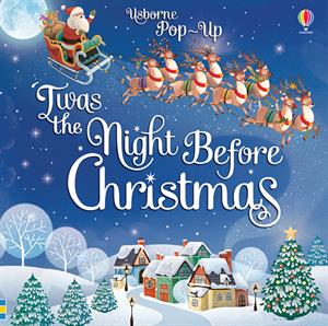 Usborne Pop-Up 'Twas the Night Before Christmas