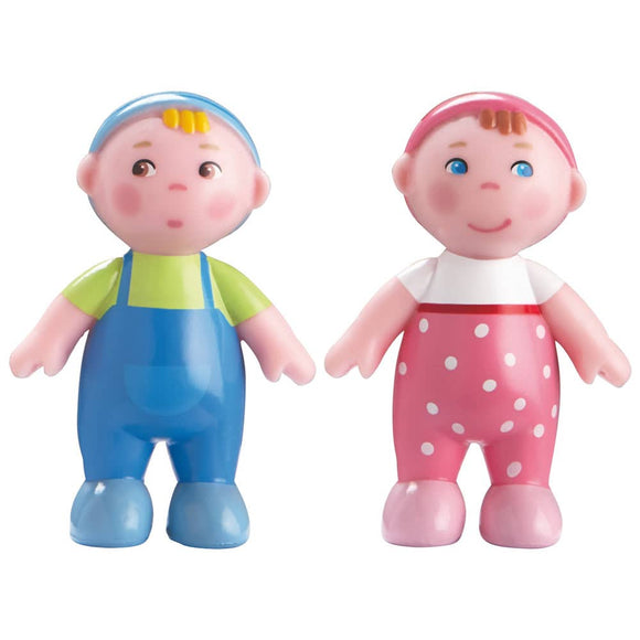 HABA - Bendy Doll Babies Marie And Max