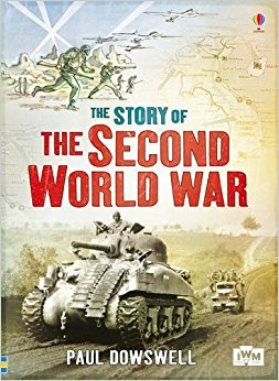 Usborne The Story of The Second World War