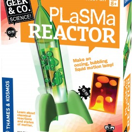 Thames & Kosmos Geek & Co. Science! Plasma Reactor Project Kit