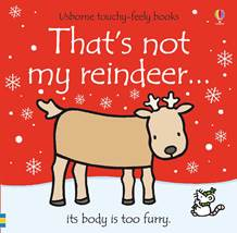 Usborne That's Not My Reindeer