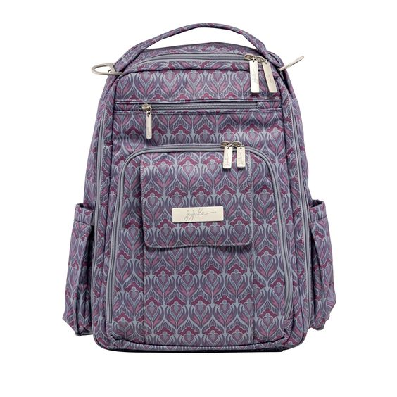 Ju Ju Be Diaper Bag- Amethyst Ice Collection
