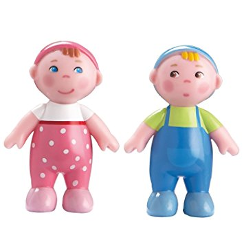 Little Friends- Bendy Doll Babies