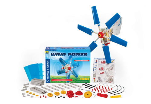 Thames &  Kosmos Wind Power Experiment Kit