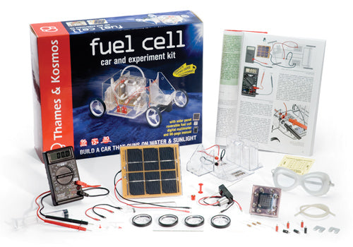 Thames &  Kosmos Fuel Cell Car & Experiment Kit