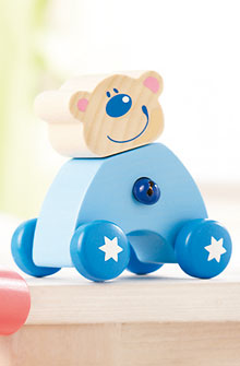 Haba Animal Scooter Bear Ben