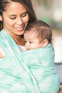 Tula Wrap Baby Carrier