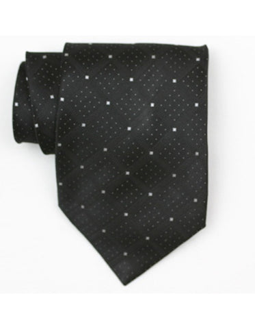 Black Diamond Neck Tie