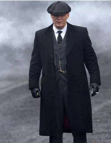 Mens Peaky Blinders Thomas Shelby Costume Outfit