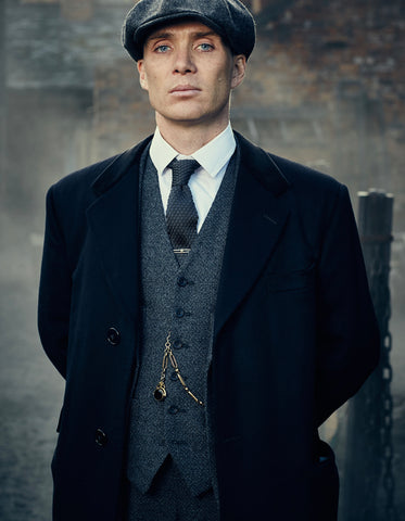 Mens Peaky Blinders Thomas Shelby Outfit