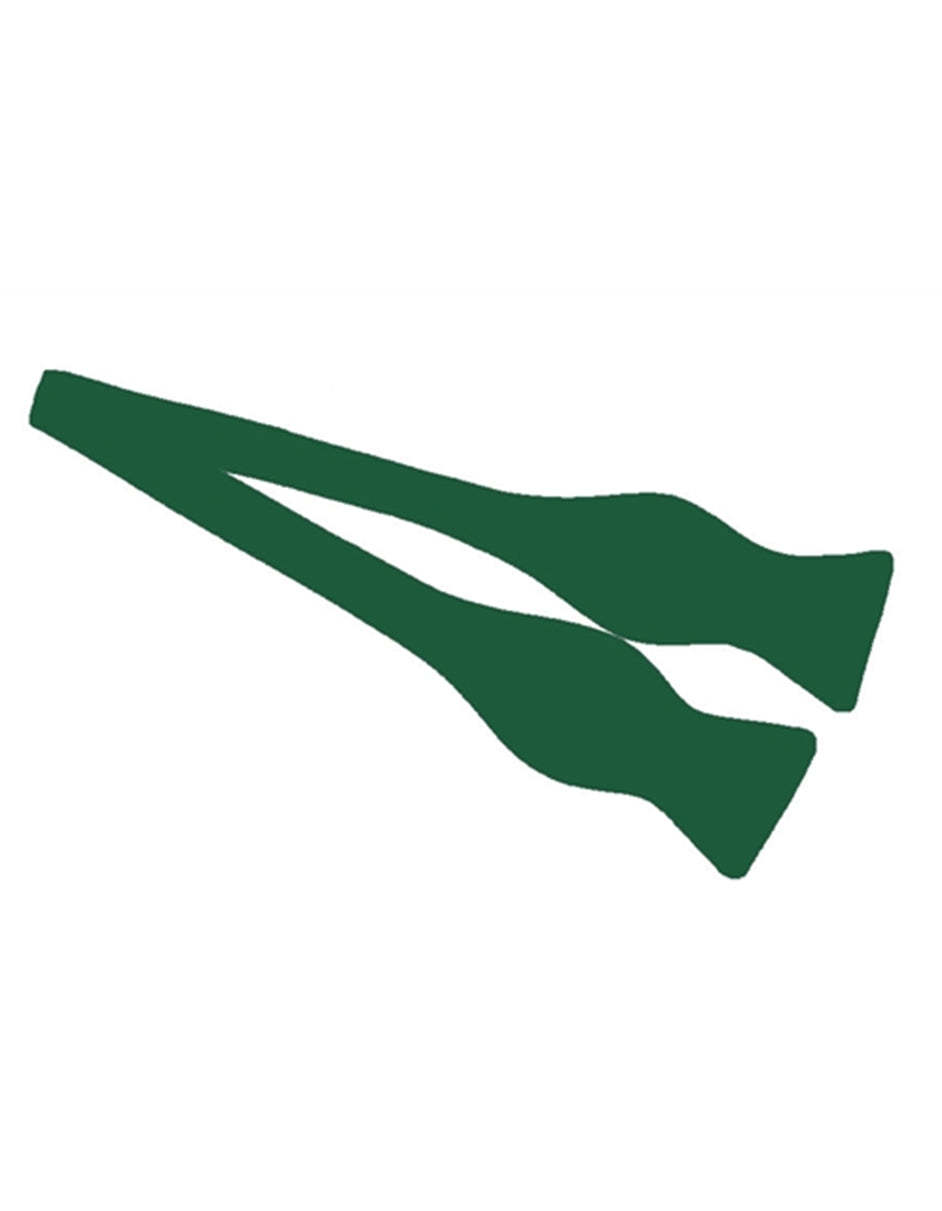 Forrest Green Self-Tie Bow tie