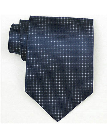 Navy Square Neck Tie