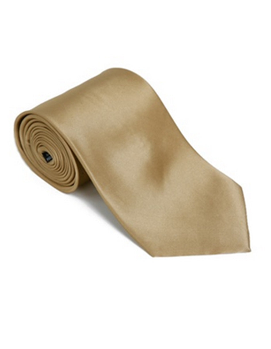 Deep Gold Neck Tie
