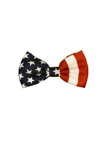 American Flag Bow Tie