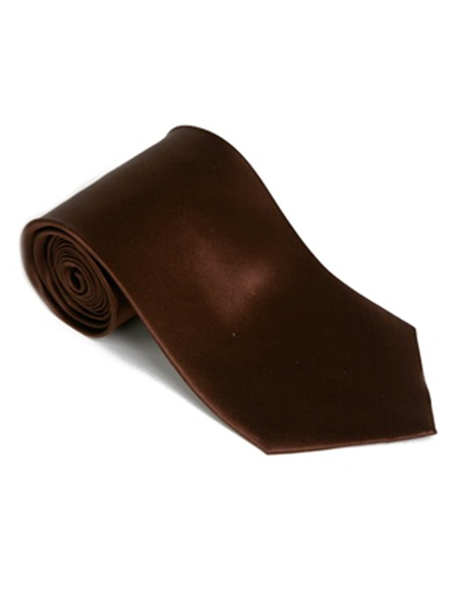 Dark Brown Neck Tie