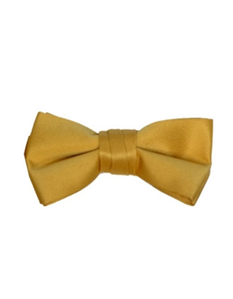 Solid Gold Bow Tie