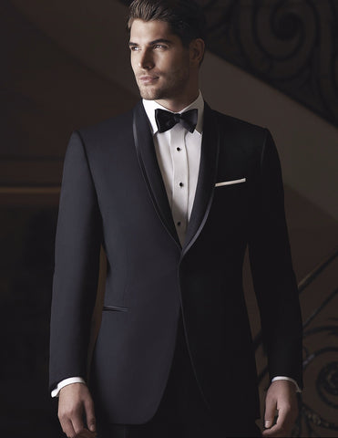 Ike Behar Waverly Tuxedo Black