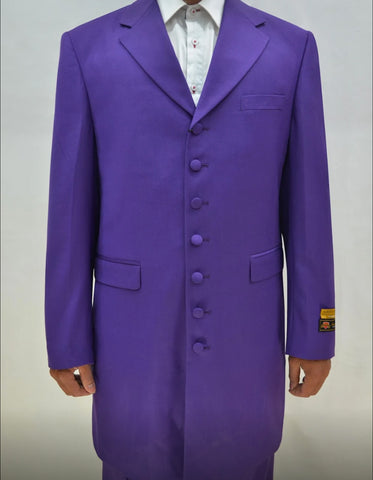 Mens Heath Ledger The Joker Zoot Suit Costumer