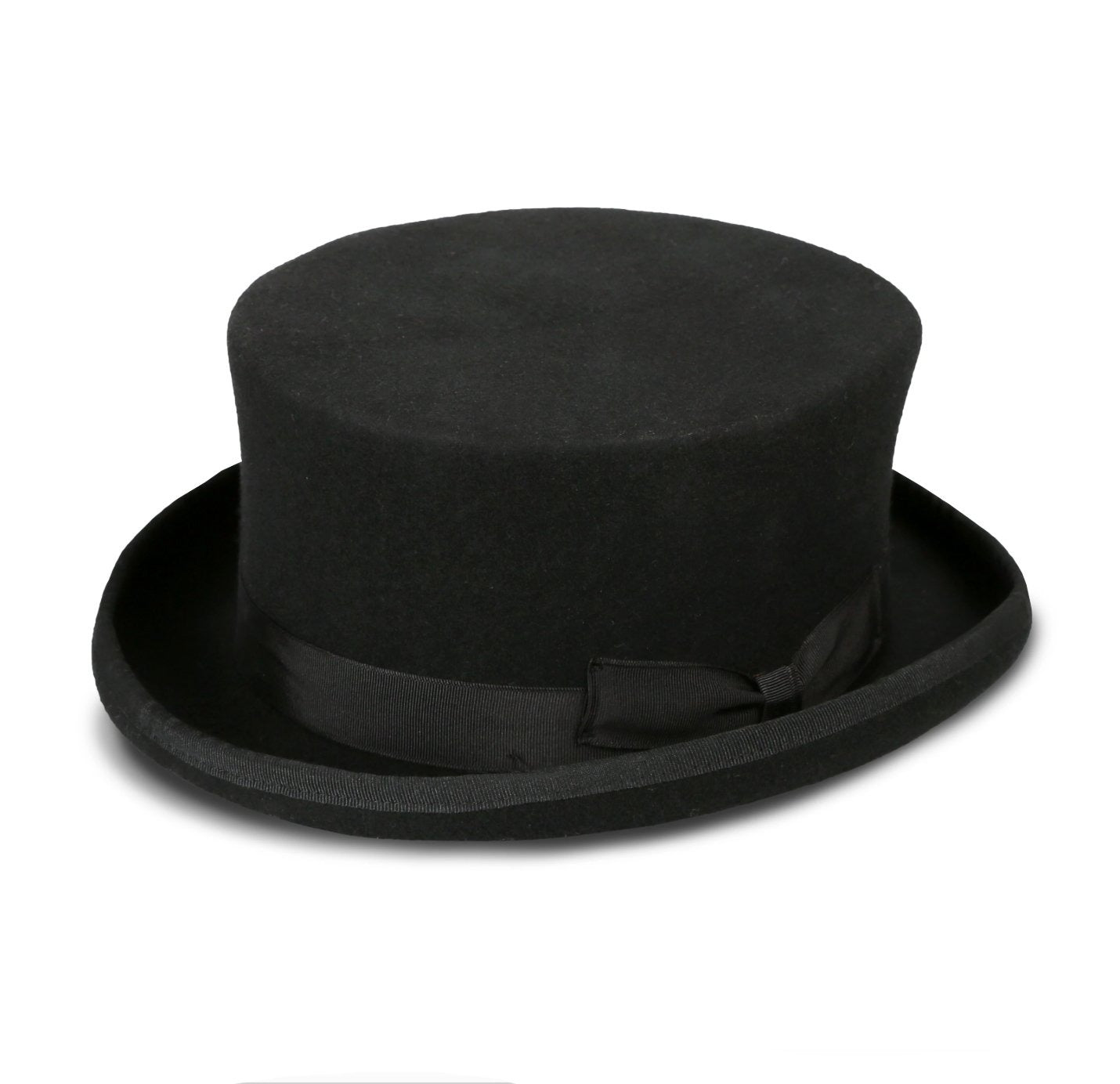 Mens Stout Hat in Black