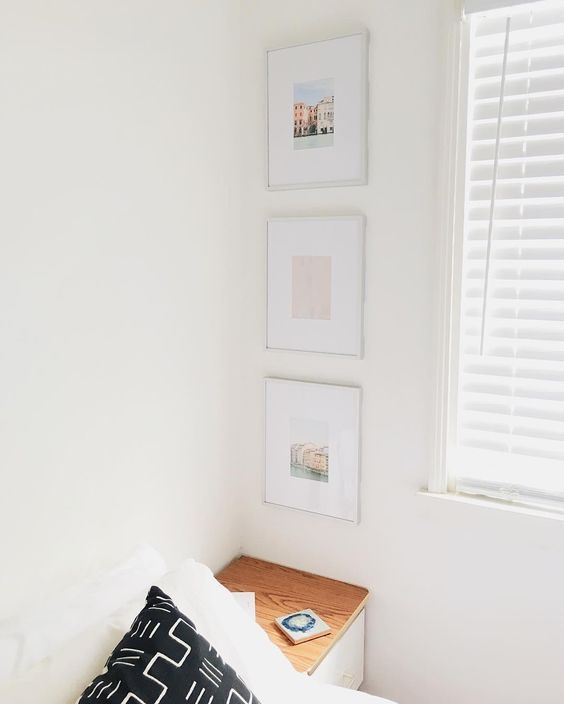 gallery wall inspiration photo