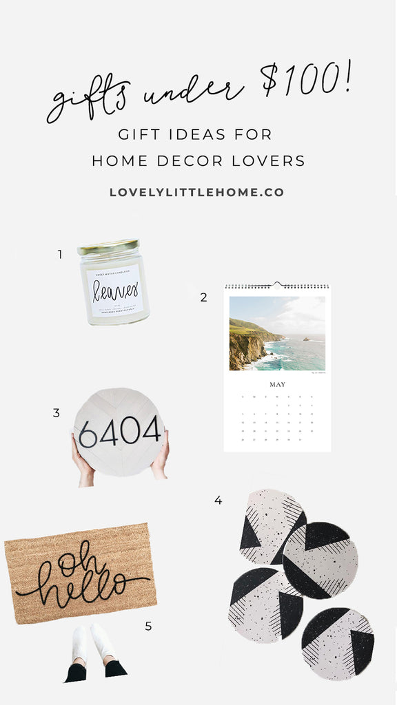 gift ideas for home decor lovers 2019 calendar photo