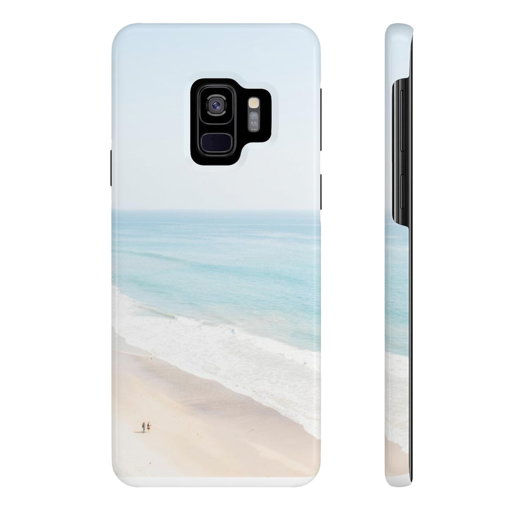 malibu beach cell phone case