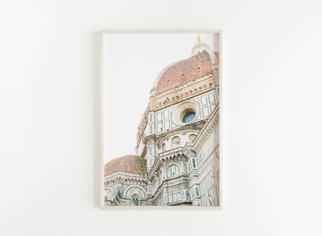 florence duomo cathedral print