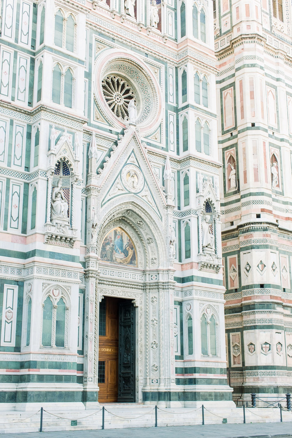 duomo cathedral side view print