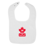 Bib Canadian Flag imsocuteapparel.ca