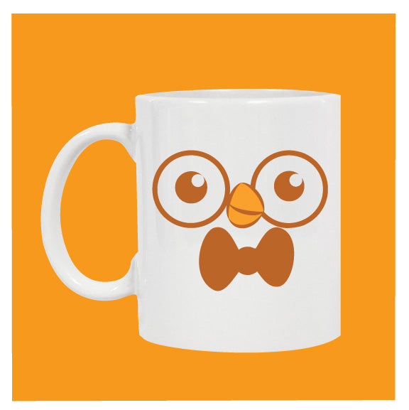 Toddler Owl Mug