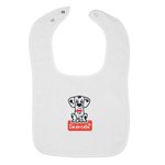 Bib Dalmatian dog imsocuteapparel.ca