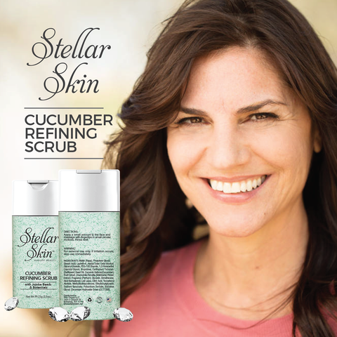 Image of Cucumber Face Scrub