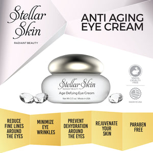 Eye Cream with Hyaluronic Acid