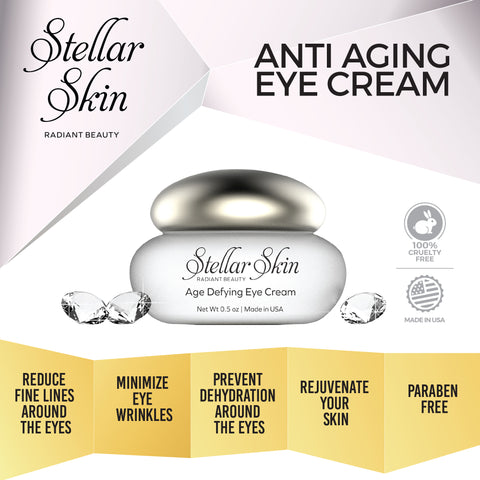 Image of Eye Cream with Hyaluronic Acid