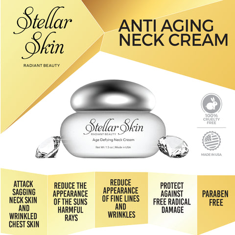 Neck Cream with Hyaluronic Acid