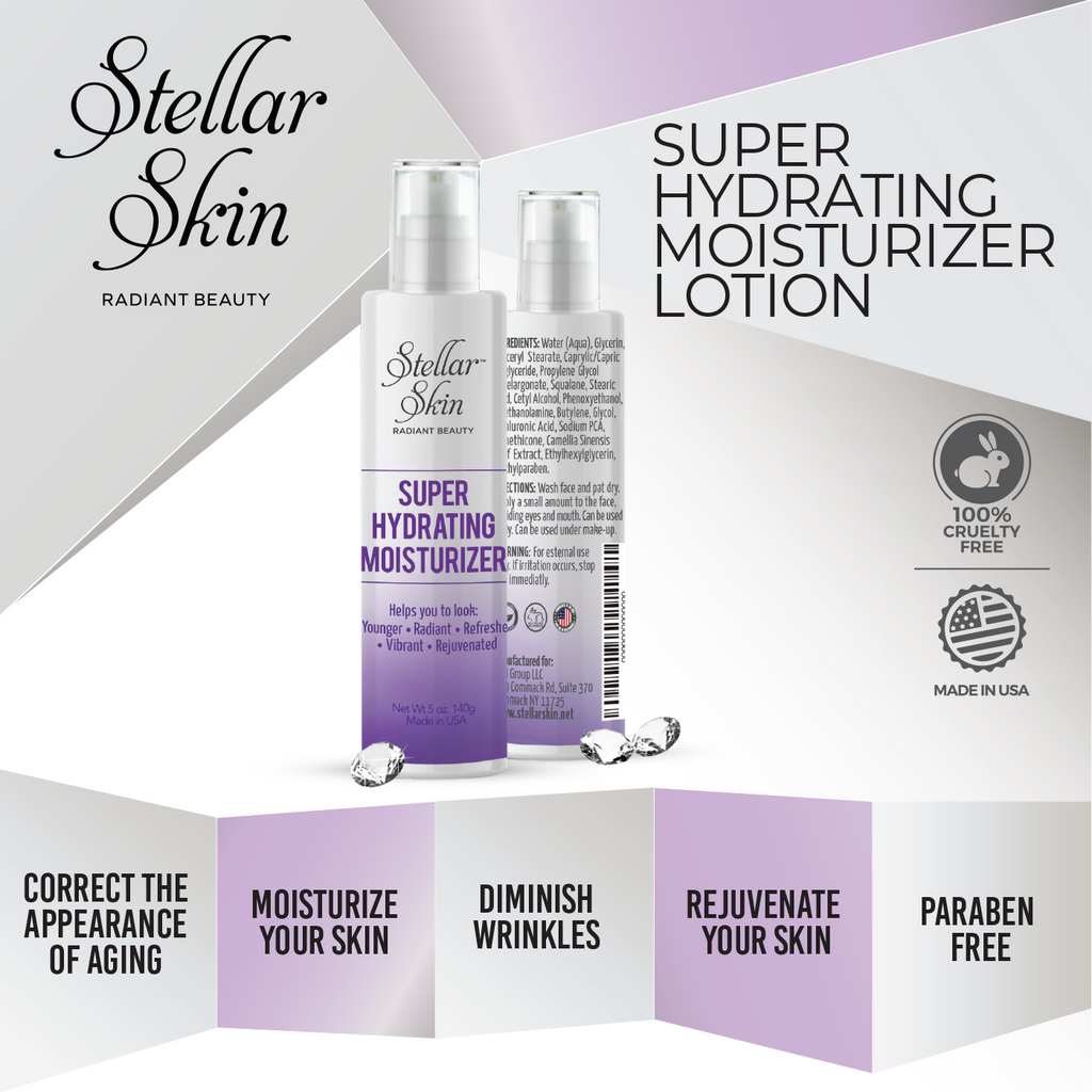 Super Hydrating Moisturizer
