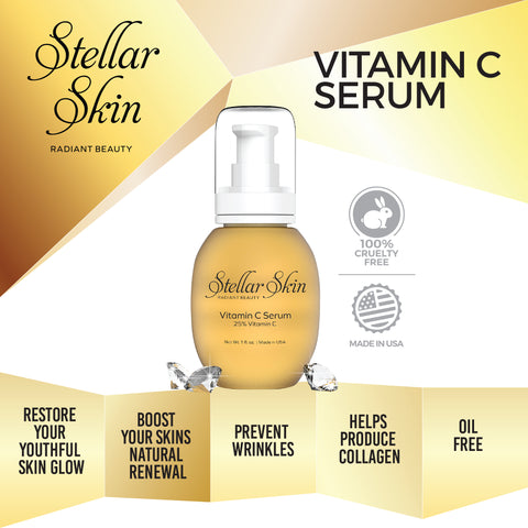Image of Vitamin C Serum with 25% Vitamin C