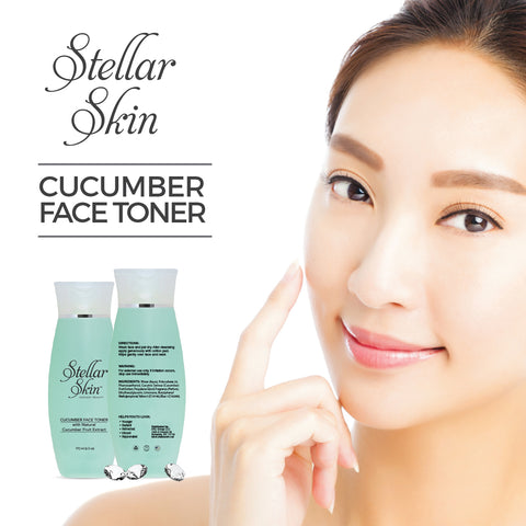 Cucumber Face Toner