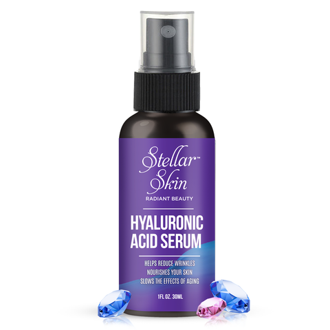 Natural Hyaluronic Acid Serum
