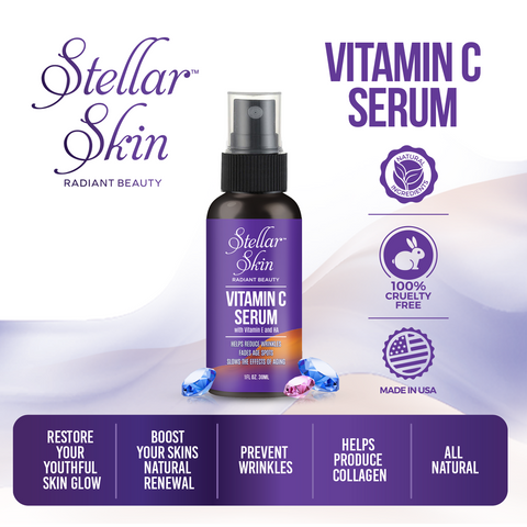 Image of Natural Vitamin C Serum - Liberte Austin Collection