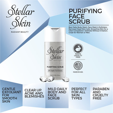 Image of Purifying Face Scrub