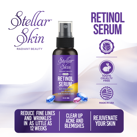 Natural Retinol Serum 2.5%
