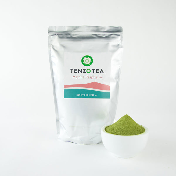 Tenzo Raspberry - Matcha Green Tea