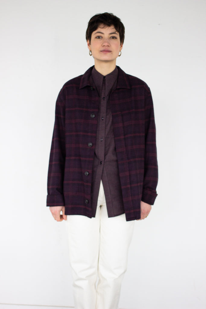 James Jacket Check