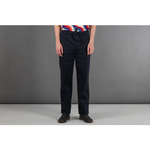 Jan Trousers Blue Graphite