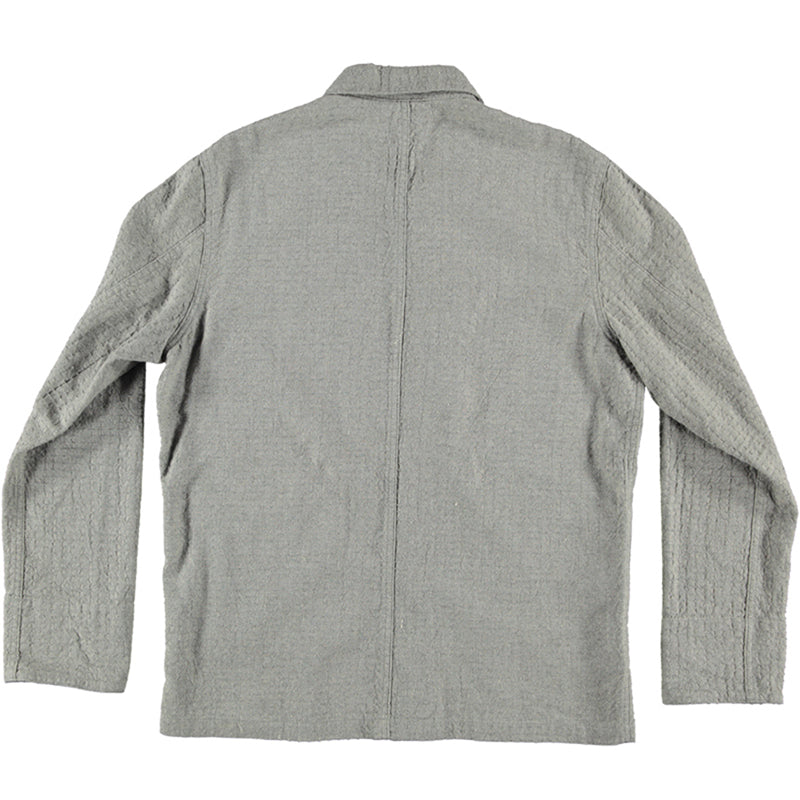 James Jacket Irish Cotton Linen
