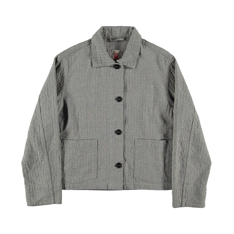 Cornelia Jacket Irish Cotton Linen