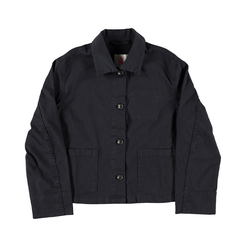 Cornelia Jacket Blue Graphite